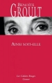 Couverture Ainsi soit-elle Editions Grasset (Les Cahiers Rouges) 2011