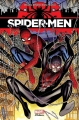 Couverture Spider-Men Editions Panini (Marvel Deluxe) 2016