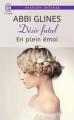 Couverture Désir Fatal, tome 4 : En plein émoi Editions J'ai Lu (Pour elle - Passion intense) 2016
