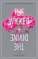 Couverture The wicked + the divine, tome 4 Editions Image Comics 2016