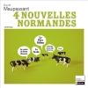 Couverture 4 nouvelles normandes Editions Nathan (Carrés classiques) 2008