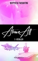 Couverture Above all, tome 3 : Décoller Editions Hachette (Black Moon - Romance) 2016