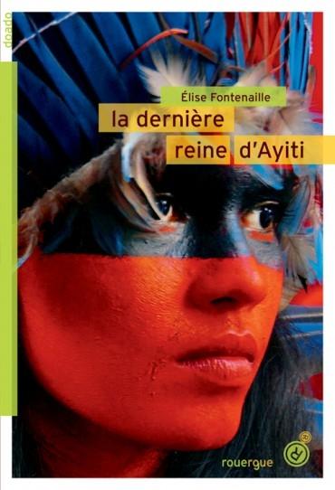 Couverture La dernière reine d'Ayiti