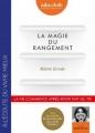 Couverture La magie du rangement Editions Audiolib 2016