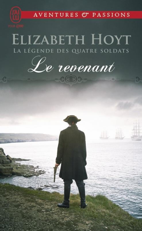 Couverture La légende des quatre soldats, tome 4 : Le revenant