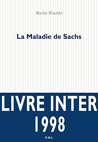 Couverture Bruno Sachs, tome 1 : La maladie de Sachs