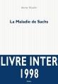 Couverture Bruno Sachs, tome 2 : La Maladie de Sachs Editions P.O.L 2012