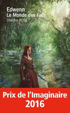Couverture Edwenn, tome 1 : Le monde des Faës