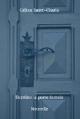 Couverture Derrière la porte fermée Editions Librinova 2016