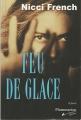 Couverture Feu de glace Editions Flammarion Québec 2000