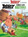 Couverture Astérix, tome 08 : Astérix chez les bretons Editions Hachette 2012