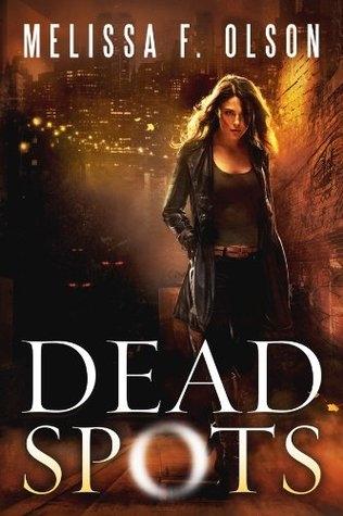 Couverture Scarlett Bernard, book 1: Dead Spots