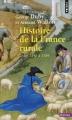 Couverture Histoire de la France rurale, tome 2 : De 1340 à 1789 Editions Points (Histoire) 2016