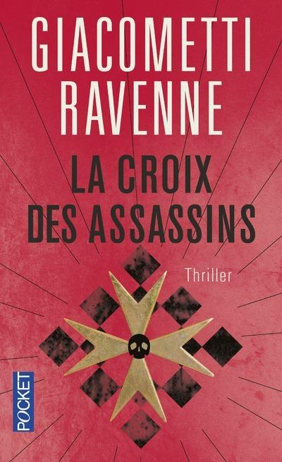Couverture Commissaire Antoine Marcas, tome 04 : La croix des assassins