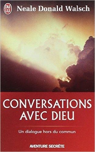 Couverture Conversations avec Dieu, un dialogue hors du commun
