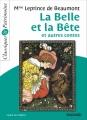 Couverture La Belle et la Bête et autres contes Editions Magnard (Classiques & Patrimoine) 2016