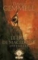 Couverture Le Lion de Macédoine, intégrale Editions Mnémos (Intégrales) 2016