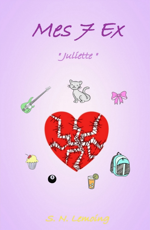 Couverture Mes 7 ex : Juliette