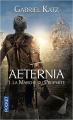 Couverture Aeternia, tome 1 : La marche du prophète Editions Pocket (Science-fiction) 2016