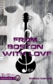 Couverture From Boston with love Editions Erato 2016