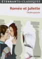Couverture Roméo et Juliette Editions Flammarion (GF - Etonnants classiques) 2013