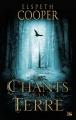 Couverture La Chasse sauvage, tome 1 : Les Chants de la Terre Editions Bragelonne 2013
