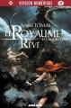 Couverture Le Chant des Epines, tome 1 : Le Royaume Rêvé Editions Mnémos 2016