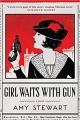 Couverture La fille au revolver Editions Houghton Mifflin Harcourt 2015