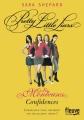 Couverture Les menteuses / Pretty little liars, tome 01 : Confidences Editions 12-21 2013