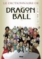 Couverture Le dictionnaire de Dragon Ball Editions Glénat 1999