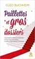 Couverture Paillettes et gros dossiers Editions Harlequin (&H) 2016