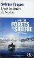 Couverture Dans les forêts de Sibérie Editions Folio  2016