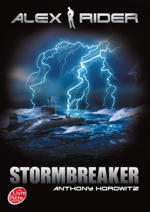 Couverture Alex Rider, tome 01 : Stormbreaker