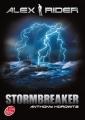 Couverture Alex Rider, tome 01 : Stormbreaker Editions Le Livre de Poche (Jeunesse) 2014
