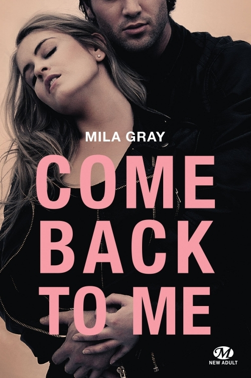 Couverture Come Back to Me