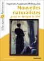 Couverture Nouvelles naturalistes pour interroger le réel Editions Magnard 2016