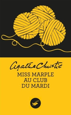 Couverture Miss Marple au club du mardi / Le club du mardi continue