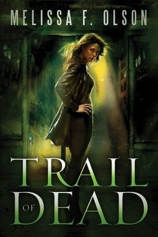 Couverture Scarlett Bernard, book 2 : Trail of Dead