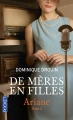 Couverture De mères en filles, tome 2 : Ariane Editions Halloween Pocket 2016