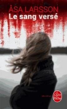 Couverture Le sang versé