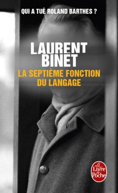 Couverture La Septième Fonction du langage