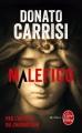 Couverture Malefico Editions Le Livre de Poche (Thriller) 2016