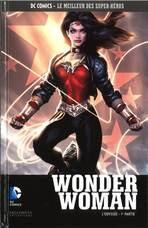 Couverture Wonder Woman, series 3 : L'Odyssée, tome 1