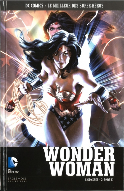 Couverture Wonder Woman, series 3 : L'Odyssée, tome 2