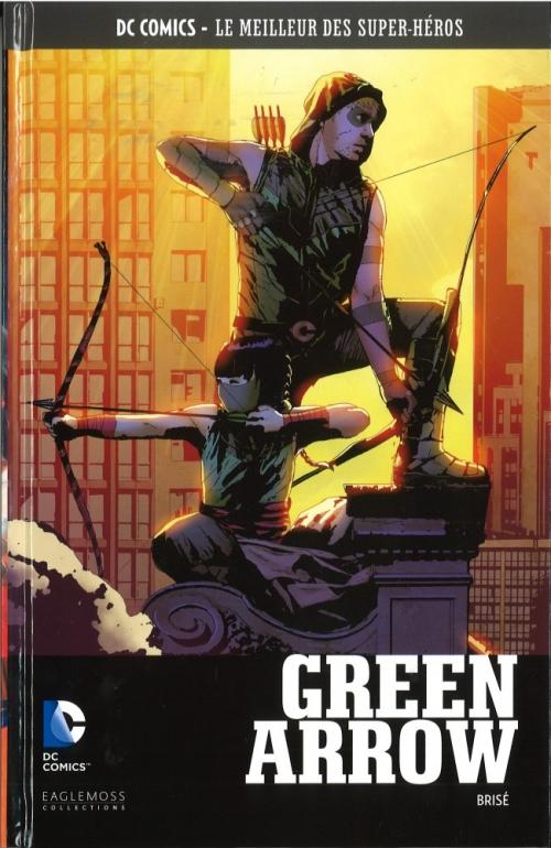Couverture Green Arrow (Eaglemoss), tome 2 : Brisé
