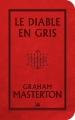 Couverture Le diable en gris Editions Bragelonne (STARS) 2015