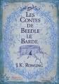 Couverture Les contes de Beedle le barde Editions Gallimard  2013