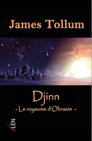 Couverture Djinn, le royaume d'Obrazim