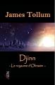 Couverture Djinn, le royaume d'Obrazim Editions du Net 2016