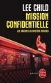 Couverture Mission confidentielle Editions Le Livre de Poche (Policier) 2016